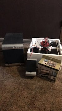 Stereo System/Home theater surround sound Sioux Falls, 57108
