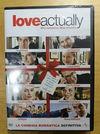 DVD, Loveactually Palma, 07008