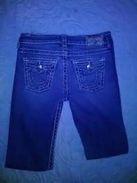 blue true religion size 10 denim jeans Oxnard, 93035
