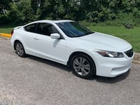 Only 100k miles even, MD state inspected 2011 Honda Accord Coupe EXL fully loaded $8500 obo  Rosedale