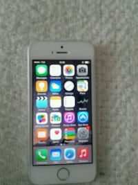 iPhone 5s argento con custodia Bardineto, 17057