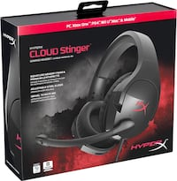Hyper x stinger wired gaming headset Surrey, V4N 2A9