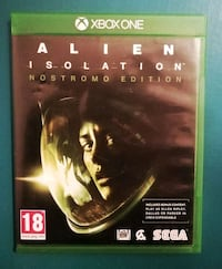 Alien Isolation - Nostromo edition - XBOX ONE  6652 km