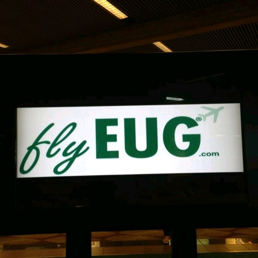Need a ride to Eugene Airport or Around Town?