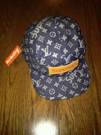 blue and brown Louis Vuitton cap Toronto, M1V 5P7