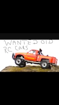WANTED Radi Control Cars, planes, boats, Collections, parts etc...