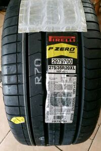1 Perelli tire 275/35r20xl Washington, 20032