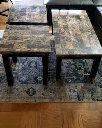 Coffee table with two side tables Falls Church