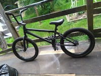 black and red BMX bike Langley Township, V2Z