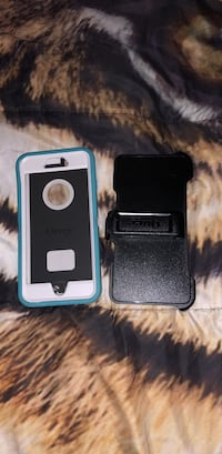iPhone 6s Plus Otter box with clip
