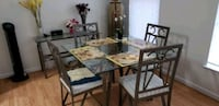 4 piece dining set - 1 table and 4 chairs included Centreville, 20120