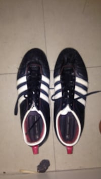 adidas low cut leather soccer cleats
