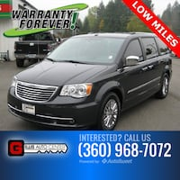 2011 Chrysler Town & Country Limited Shelton, 98584