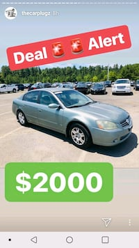 Nissan - Altima - 2005 Temple Hills