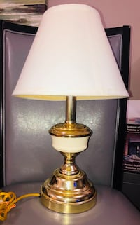 Table Lamp with Shade Brantford, N3T 2J1
