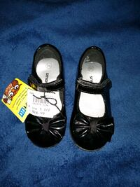Patent Leather Ballerina Shoes 5.5t Toddler Shoes
