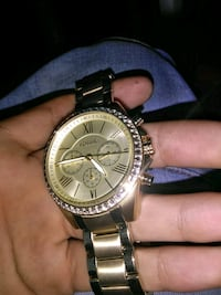 Icy fossil watch 1616 mi