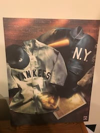 Official NY Yankees Canvas Quincy, 02170