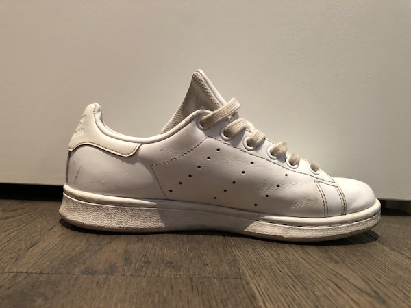 a7161a95059 Used Adidas Stan Smith all white for sale in Vancouver - letgo