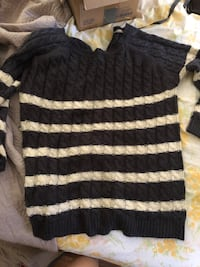 Medium / large knitted sweater