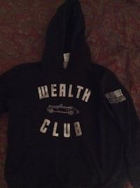 Billionaire boys club large wealth club hoodie Vancouver, V6B 1G2