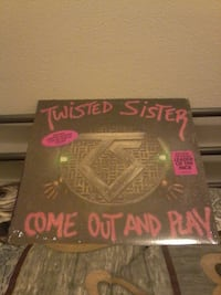 Twisted  Sister - Come out And play Lp 33 giri