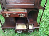 Antique Victorian style wood , best care