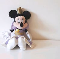 ???????? PELUCHE MINNIE REINE ???????? Tourcoing, 59200