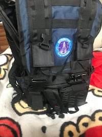 Navy Camo Tactical Backpack