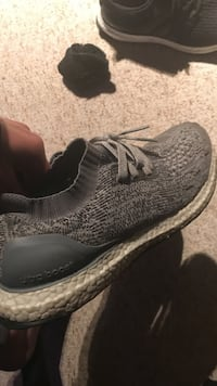 Gray Adidas Ultra Boost Uncaged 3138 km