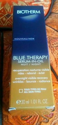 Biotherm Blue Therapy Serum 30ml Mount Royal