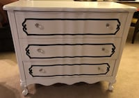 Chalk painted dresser Lewisville