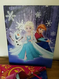 Disney Frozen Elsa and Anna painting Manchester, 03102