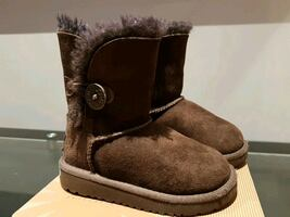 UGG Bailey Button boots.