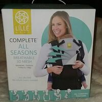 Lille all season baby carrier new 541 km