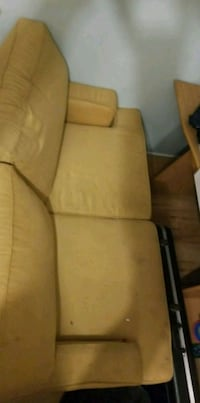 Beige Two-Seat Couch Portland, 97212