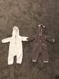 Size 6mo girl winter material  Boyds, 20841