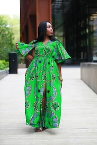 New African dresses