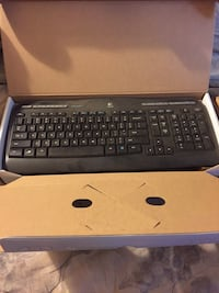 Logitech wireless combo mk320 keyboard