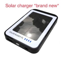 Solar Charger, Brand New * only a few left *