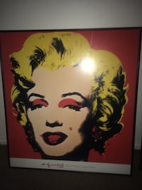 3 Marilyn Monroe pictures in frames St. Louis, 63116