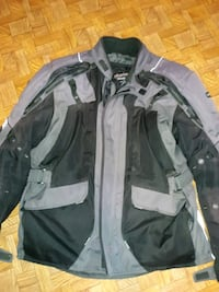 Motorcycle touring jacket $100