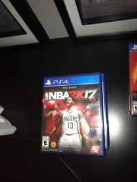 NBA 2K 17 and BATTLEFIELD 1