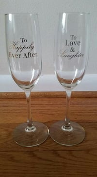 Wedding Champagne Glasses Fairfax, 22035