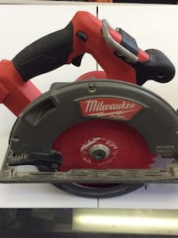 Milwaukee circular saw Manassas Park, 20111