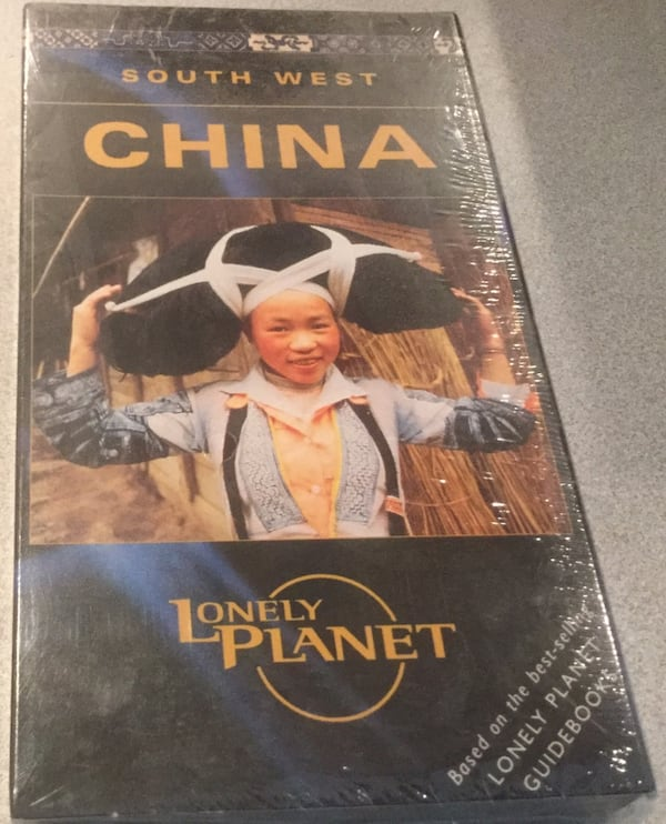South West China Movie  VHS TAPE Still In Origanal Plastic Rap 10f70635-4376-421d-802a-711d6d9797b9
