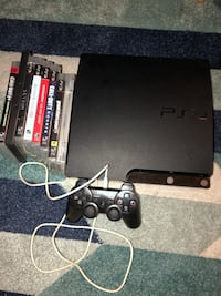 Ps3+8games