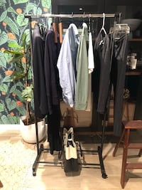 Clothing racks, freestanding Los Angeles, 90012