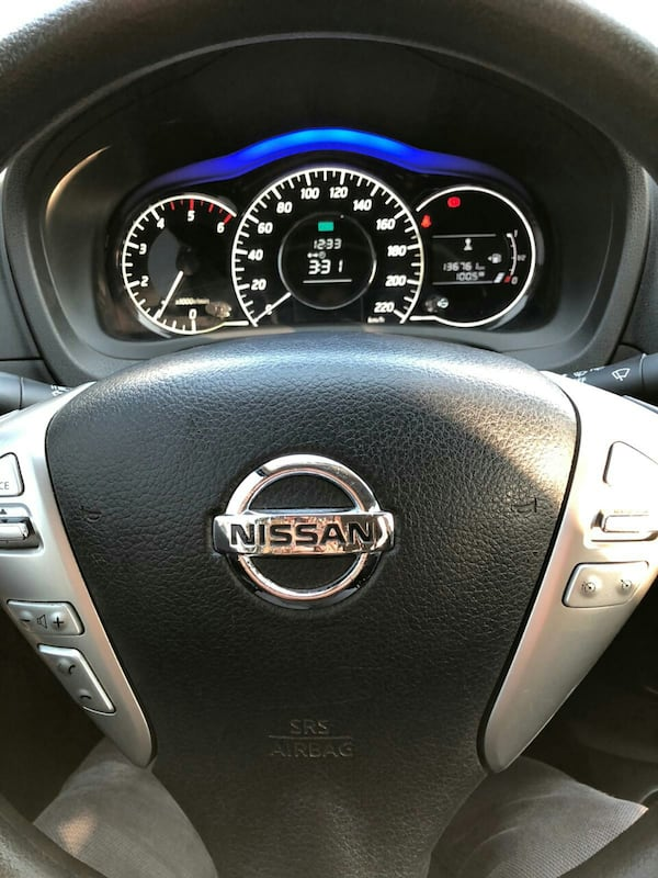 2014 Nissan Note 1.5 DCI VISIA M/T 6