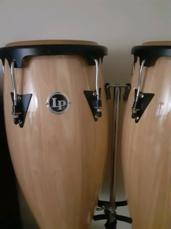 Set of LP congos Barely Used come get them 7924a1c0-3994-4af3-90b4-d08498ce87c1